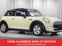 MINI Certified, CARFAX 1-Owner, ONLY 12,736 Miles!