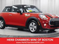 CARFAX 1-Owner, MINI Certified, LOW MILES - 18,082!