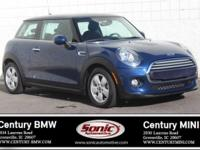MINI Certified Pre-Owned! New Tires! This 2015 MINI