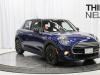 Deep Blue Metallic 2015 MINI Cooper FWD 6-Speed