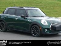 MINI Certified, CARFAX 1-Owner, GREAT MILES 22,081! EPA
