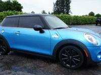 the mini cooper 2015 is a remarkable coupe of car that