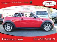 New Price! CARFAX One-Owner. Clean CARFAX. Red 2015