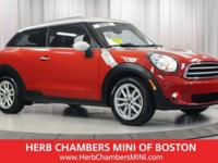 MINI Certified, CARFAX 1-Owner, LOW MILES - 7,996! JUST