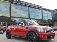 2015 MINI Cooper Convertible with Always Open Package,