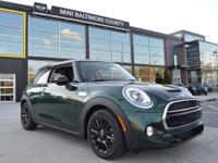 MINI Cooper S finished in British Racing Green