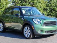 Countryman with Jungle Green metallic exterior and