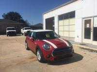 This 2015 Mini Cooper S is in excellent condition and