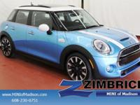 MINI Certified, CARFAX 1-Owner. JUST REPRICED FROM