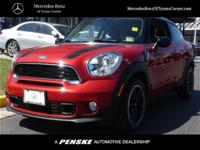 2015 Mini Cooper S Paceman Leather Automatic Still