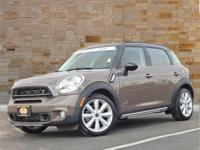 This 2015 MINI Cooper S Countryman has an original MSRP