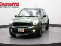 New Price! 2015 4D Sport Utility Green 2015 MINI Cooper