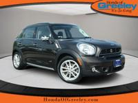 CARFAX One-Owner. Light Coffee 2015 MINI Cooper S