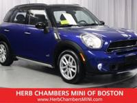 MINI Certified, CARFAX 1-Owner, LOW MILES - 23,081!