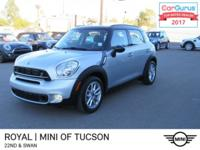 With only (13,424) miles on the clock, this 2015 MINI