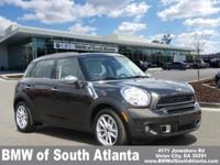 Light Coffee 2015 MINI Cooper S Countryman FWD 6-Speed