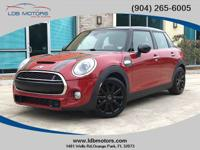 *2015 Mini Cooper S Hardtop* 1-Owner, Clean CarFax!