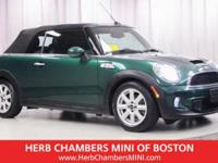 MINI Certified, CARFAX 1-Owner, ONLY 20,129 Miles!