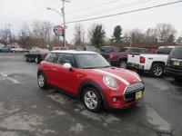 This One Owner 2015 Mini Cooper has a CARFAX Buy Back