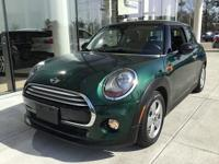 Low mileage 2015 MINI Cooper Hardtop 2 door in British