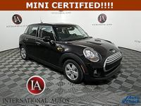 MINI CERTIFIED, Cold Weather Package, Comfort Access
