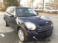 2015 MINI Cooper Countryman in Cosmic Blue Metallic,
