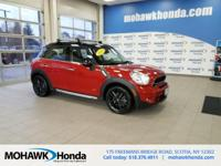 Recent Arrival! This 2015 MINI Cooper S Countryman in