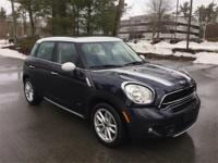 MINI Certified 2015 Cooper S Countryman ALL4 in Cosmic