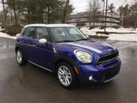 MINI Certified 2015 Cooper S Countryman ALL4 in