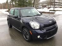MINI Certified, 2015 Cooper S Countryman ALL4 in Cosmic