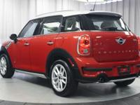 S trim. MINI Certified, CARFAX 1-Owner, LOW MILES -