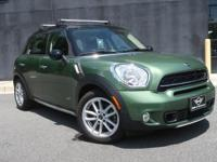 **2015 MINI COUNTRYMAN S ALL4**ONLY 15000