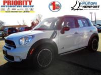 The used 2015 MINI Cooper S Countryman ALL4 in