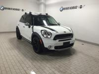 MINI Certified. S ALL4 trim. EPA 31 MPG Hwy/25 MPG