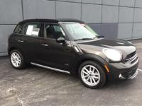 MINI Certified, Excellent Condition, CARFAX 1-Owner.