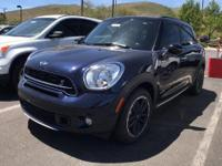 Come see this 2015 MINI Cooper Countryman S ALL4. Its