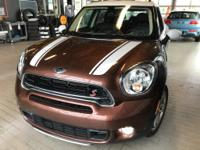 2015 MINI Cooper S Countryman S ALL4 Brilliant Copper