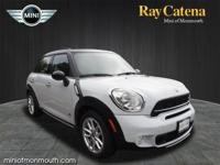 2015 MINI Cooper Countryman S ALL4 Certified Pre Owned!