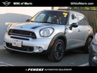 CARFAX One-Owner. Clean CARFAX. Silver 2015 MINI Cooper