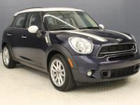 Take command of the road in the 2015 MINI Countryman!