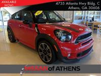 Look at this 2015 MINI Cooper Countryman S. Its