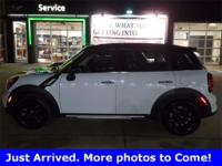 2015 Mini Cooper S Countryman FWD 6-Speed Automatic