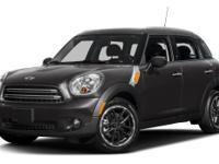Options:  2015 Mini Cooper Countryman John Cooper