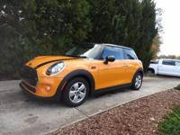 We are excited to offer this 2015 MINI Cooper Hardtop.