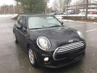 MINI Certified (now w/unlimited miles*), 2015 Cooper