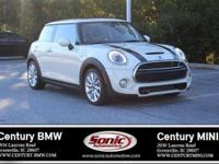 MINI Certified Pre-Owned! This 2015 MINI Cooper S