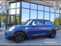 1-OWNER... NAV... Priced to SELL!! 2015 MINI Cooper S