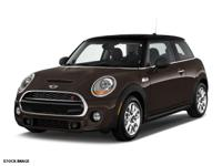 2015 Certified MINI Cooper Hardtop S!  Clean One Owner
