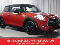 MINI Certified, GREAT MILES 29,755! Heated Seats, WIRED