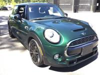 Super-low mileage 2015 MINI Cooper S Hardtop 2 door in
